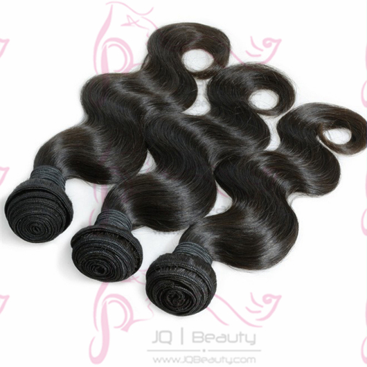India Virgin Hair Body Wave 4pcs lot JQ Beauty Human Hair Extensions 100% Virgin Hair Queen Hair Products Wholesale