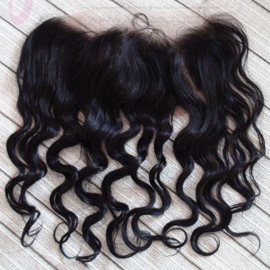 Brazilian Virgin Hair Lace Frontal Closure 13x4